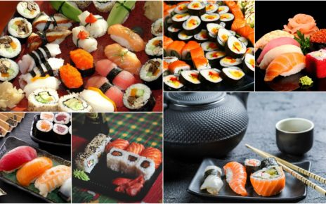 Ya Ampun, Ternyata Cara Kita Memakan Sushi Selama