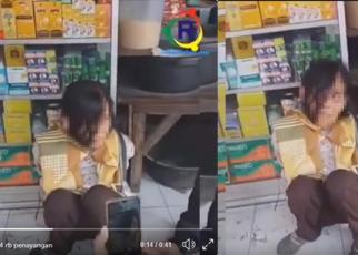 Perlakukan Warga Bikin Gerem Video Ibu Dituduh Mencuri Beras