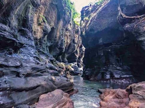Hidden Canyon Tempat Wisata
