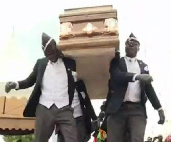 Mengenal GhanaPallbearers yang Viral Lewat Meme