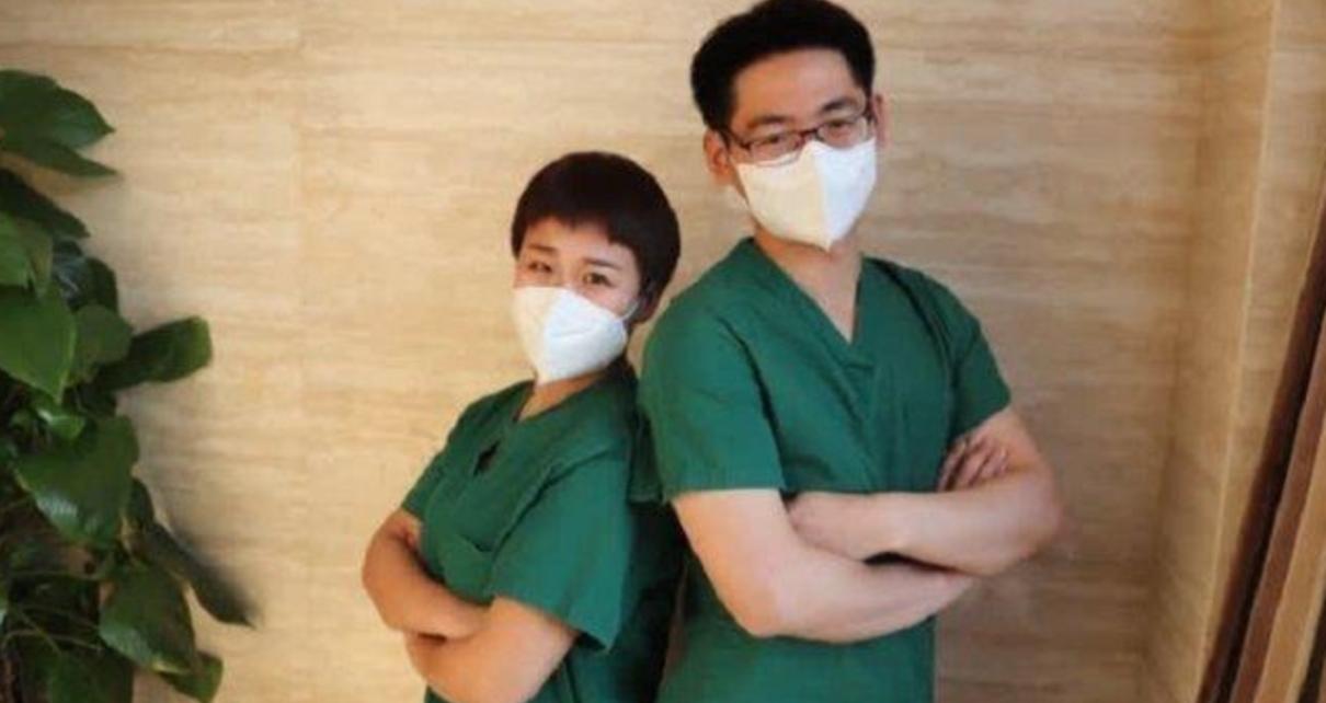 Dua Perawat di Wuhan Cinta Lokasi dan Putuskan Menikah