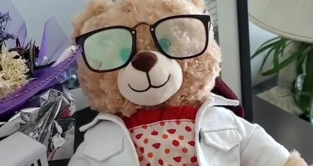 Seorang Wanita Kehilangan Boneka Beruang, Kisah di Baliknya