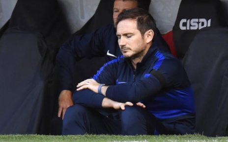 Manajer Chelsea Frank Lampard Membenarkan Timnya Memiliki Masalah Internal