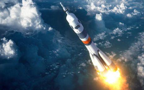 Diduga Meledak Saat Terbang AS Hilang Kontak Dengan Roket Kargo