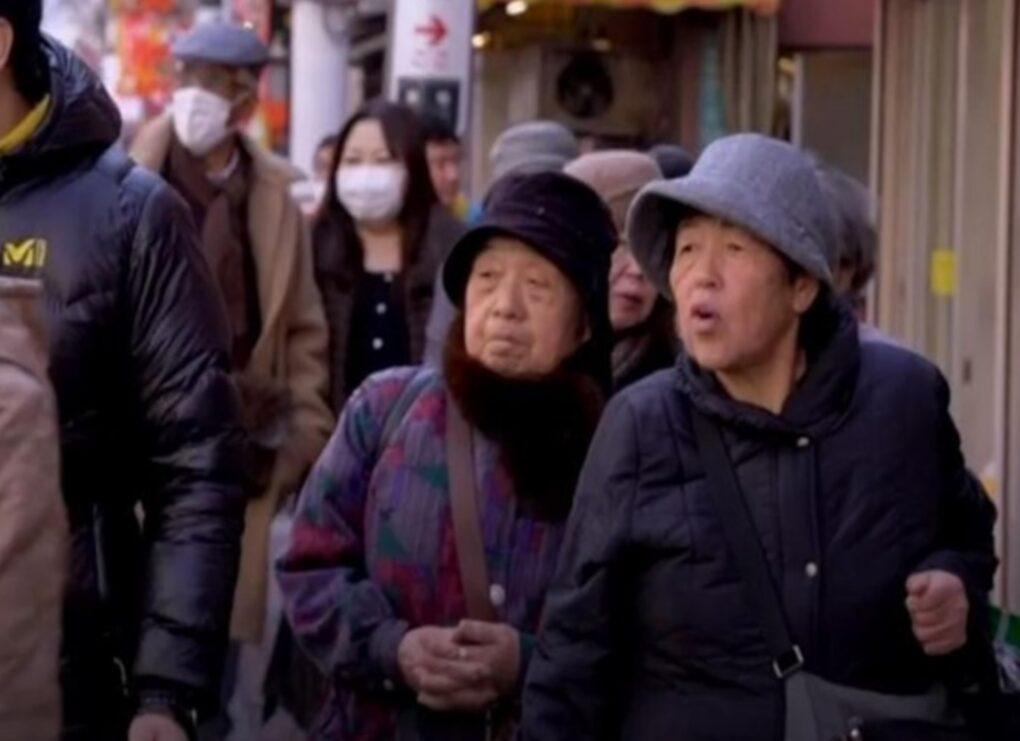 Rahasia Orang Jepang Yang Panjang Umur diketahui memiliki