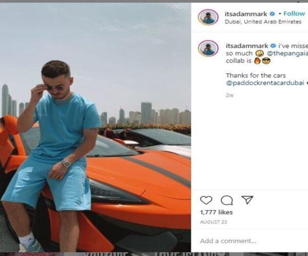 Miliuner 24 Tahun Sukses Profesi Manajer Akun Instagram