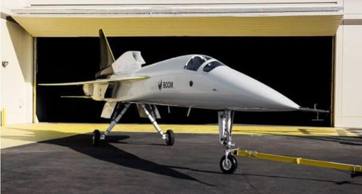 Penerbangan Supersonik Tiba Boom Luncurkan PesawatXB-1