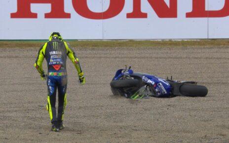 Hal Penyelamat Pebalap Kecepatan Tinggi MotoGP di Sirkuit