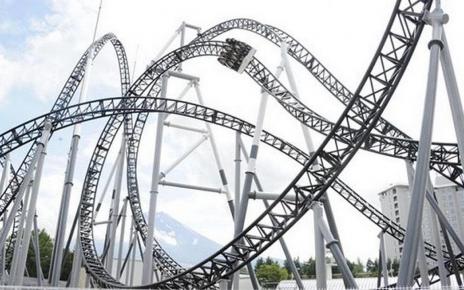 California Mengeluarkan Kebijakan Dilarang Teriak Dalam Wahana Hiburan Roller Coaster