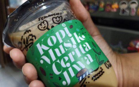 Bisa Pesan Kopi Bonus Rekomendasi Musik Sesuai Suasana Hati
