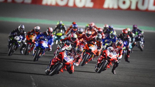 MotoGP Doha 2021 Seri Paling Ketat Dalam Sejarah MotoGP
