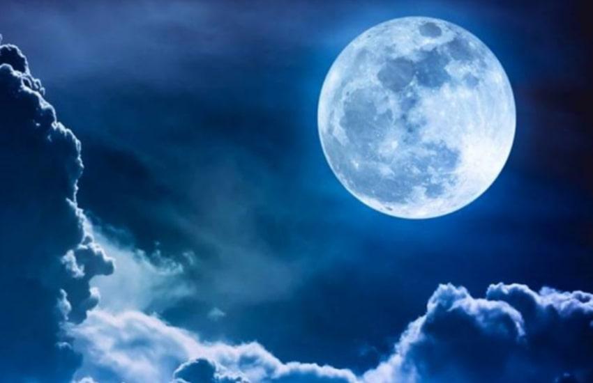 Fenomena Bulan Biru Berbeda Dengan Fenomena Gerhana Bulan