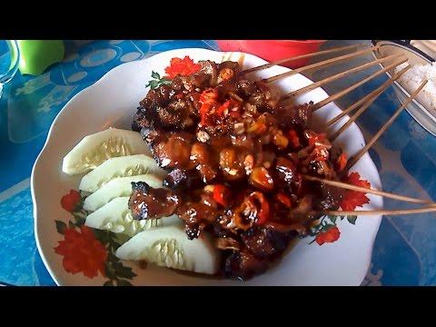 Sate Bebek 50 Centimeter Kuliner Unik Dari Kabupaten Banyumas