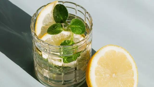 Manfaat Infused Water bagi Kesehatan, Bisa Dukung Pengobatan Kanker